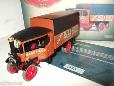 New Corgi 80201Foden Steam Wagon for Tate & Lyle Diecast Model in 1:50 Scale.