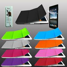 iPad mini Smart Case Stand Cover + Screen Protector + Stylus, Pick 1 of 8  Color