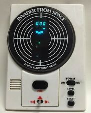 Invader from space epoch electronic game Tested Works Retro 1980 Vintage