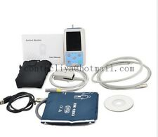 CE FDA APPROVED,PM50 Patient Monitor,SPO2+NIBP+PULSE RATE+SW,24H Monitoring,USA