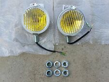 Toyota FJ40 Land Cruiser fog lamp assemblies NEW