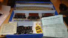 Hornby Dublo - EDG7 Starter Train Set - LMS Tank Goods Set - 3 rail - Boxed