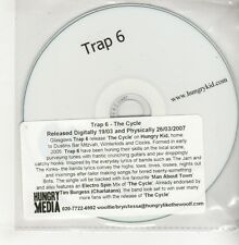 (GO757) Trap 6, The Cycle - 2007 DJ CD