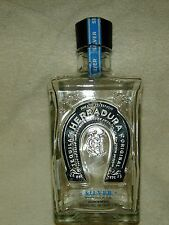 "(1) HERRADURA SILVER TEQUILA BOTTLE (1) 1.75L BOTTLE SOLD ""AS IS"" (EMPTY)"