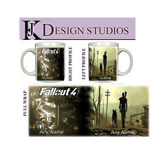 Fallout 4  Personalised Gaming Fan Mug