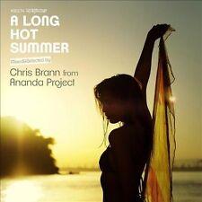A  Long Hot Summer [Digipak] by Chris Brann (CD, Jun-2012, King Street)