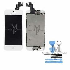iPhone 5C White Replacement LCD Touch Screen Glass Digitizer FULL Assembly