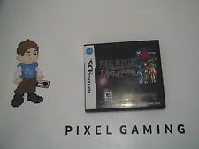 Final Fantasy Crystal Chronicles: Ring of Fates CASE - NINTENDO DS - No Game