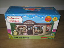 Sylvanian Families Vintage TOMY BOXED 1990s Village Store RARE