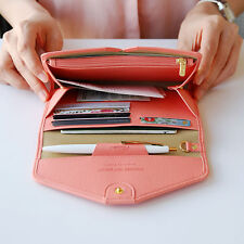 Tripping Pop Wallet - Trifold Slim & Wide Travel Wallet - Bifold Convertable