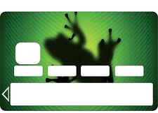 Stickers Autocollant Skin Carte bancaire CB  réf 1100