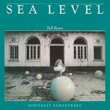 SEA LEVEL - BALL ROOM  2 CD NEU