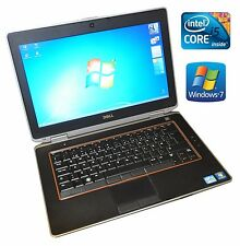 Dell Latitude E6420 i5 2.6GHz 8GB 128GB SSD WEBCAM 1600 x 900 HD+ WIN7 Tast. Bel