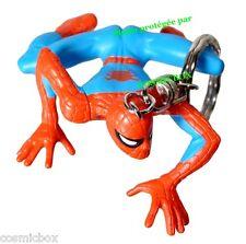 Porte-clés SPIDERMAN grimpant figurine MARVEL par Démons & Merveilles 3 keychain