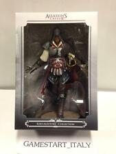 ASSASSIN'S CREED II 2 STATUA ACTION FIGURE 22 CM EZIO AUDITORE BLACK PVC NEW