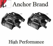 2 PCS Motor Mount Kit For CHEVROLET CHEVELLE 5.7L 350 Engine 1969-1972