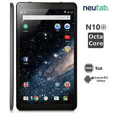 "neutab N10 Plus 10.1"" Octa Core 16GB ROM Google Android 5.1 Lollipop Tablet PC"