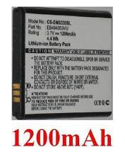 Batterie Pour SAMSUNG Galaxy Y Pro, Galaxy Y Pro Duos, GT-B5510 **1200mAh**