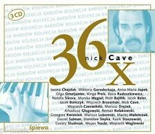 = 36 x NICK CAVE  -3CD ( performed by polish singers )/sealed