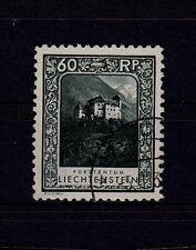 Liechtenstein   103 A gez. 10 1/2  sauber gestempelt, preisgünstig, siehe Scan