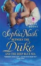 Between the Duke and the Deep Blue Sea (Royal Entourage)-ExLibrary