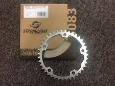 Stronglight 38 Denti Chain Ring 130 SILVER BCD
