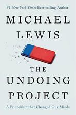 The Undoing Project, Michael Lewis (BrandNew, Hardcover, International Shipping)