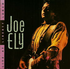 Joe Ely: Live At Liberty Lunch - CD (1990)