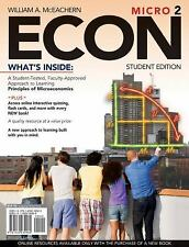 ECON for Microeconomics (with Premium Web Site Printed Access Card and Review Ca