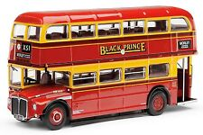 CORGI OM46308A ROUTEMASTER BLACK PRINCE, X51 MORLEY FOUNTAIN INN VIA ELLAND ROAD