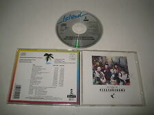FRANKIE GOES TO HOLLYWOOD/WELCOME TO THE PLEASUREDOME(ISLAND/610 195)CD ALBUM