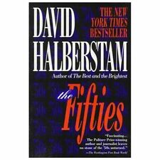 The Fifties by David Halberstam (1994, Paperback) New and Sealed!