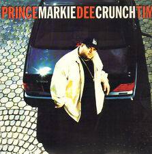 PRINCE MARKIE DEE - CRUNCHTIME - SINGLE CD, 1995 - PROMO