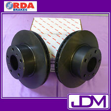 HOLDEN HD, HR (1965-1967) - RDA FRONT Disc Rotors
