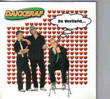Dakkeraf-Zo Verliefd cd single