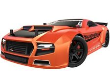 1:10 Scale Thunder Drift Road Racing RC remote Control Car 4WD 2.4GHz Orange