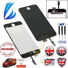 Black new iPod Touch 4G 4th Gen LCD & Digitizer Touch Screen Replacement UK