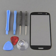 New Outer Front Screen Glass Cover + Repair Tool for Samsung Galaxy S3 i9300