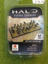 UNSC Army Infantry Unit For Halo Ground Command By Spartan Games