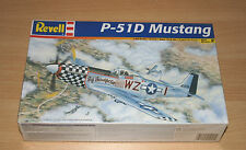 25-5241 REVELL 1/48th SCALE NORTH AMERICAN P-51D MUSTANG PLASTIC MODEL KIT