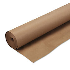 "Kraft Wrapping Paper, 48"" x 200 ft, Natural"