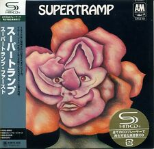 SUPERTRAMP Supertramp (1970) Japan Mini LP SHM-CD UICY-93607