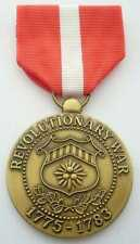 REVOLUTIONARY WAR COMMEMORATIVE MEDAL
