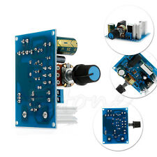Adjustable Voltage LM317 AC/DC Regulator Step-down Power Supply Module With LED