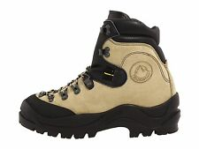 La Sportiva Men's Makalu Mountaineering Boot - TAN - 44.5 (US 11)