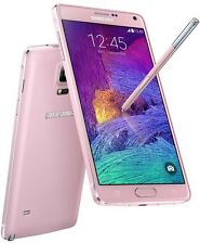 Samsung Galaxy Note 4 4G LTE GSM N910 Factory Unlocked 32GB Phone SHDW SRB