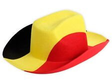 Chapeau cowboy Belgique België Belgium Diables Rouges Rode Duivels 00/0746