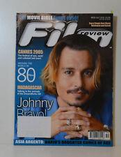 FILM REVIEW 659 JOHNNY BRAVO - ASIA ARGENTO - JOHNNY DEPP   (FR163)