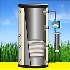 Warmwasserspeicher Pufferspeicher Holz Hygienespeicher Solar Frischwasserstation
