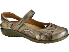 NAOT Rongo Women's Sandal -Brass Pewter- 40 (US 9) - Gently Used